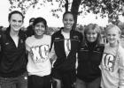 Lady Rabbit runners, coaches and fans excited about competing at the State Cross Country Championships in Round Rock this past Saturday, Nov. 9